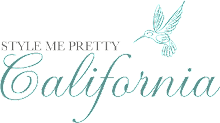 FEATURED ON STYLE ME PRETTY CALIFORNIA