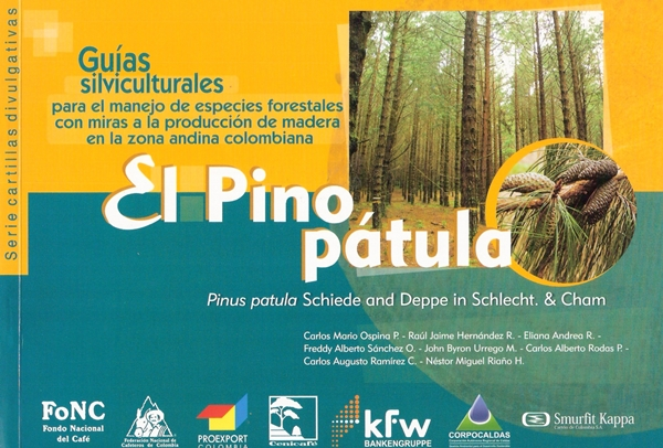 Gu as silviculturales para el manejo de especies for Manejo de viveros forestales