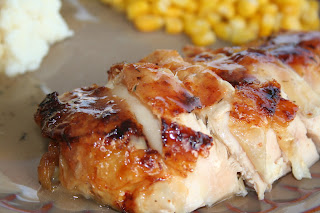 honey+roasted+chicken Guest Post   Weekly Meal Plans!