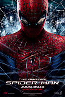 Cartel de la película 'The Amazing Spider-Man'