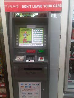 ATM in Ubud