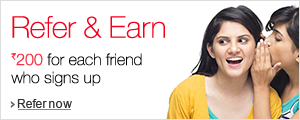 Amazon Refer & Earn 200 Rs Gift Card