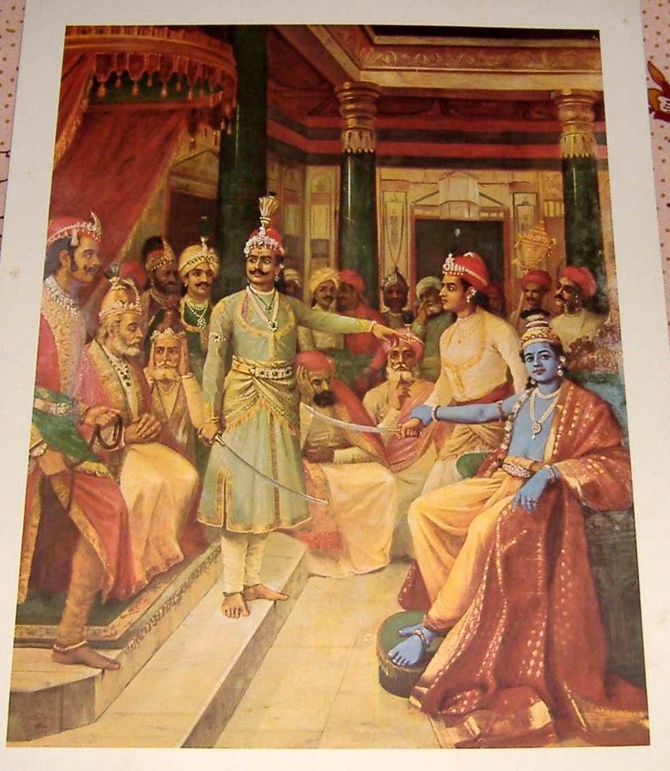 Tujuan Keberadaan Manusia Seperti Dijelaskan dalam Mahabharata