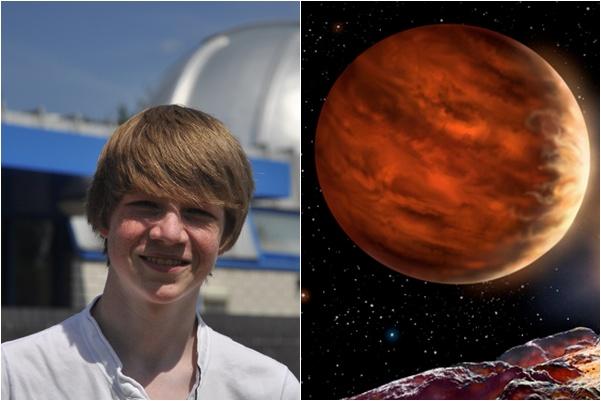 Tom Wagg, Remaja 15 Tahun yang Temukan Planet Luar Surya Baru