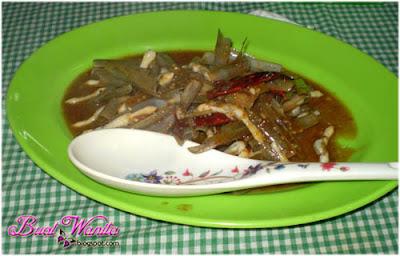 pepahat seafood segar sarawak, sedap best murah