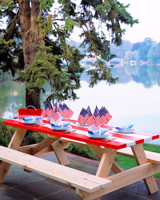 diy fourth of july decorations. July 4th, beautiful picnic