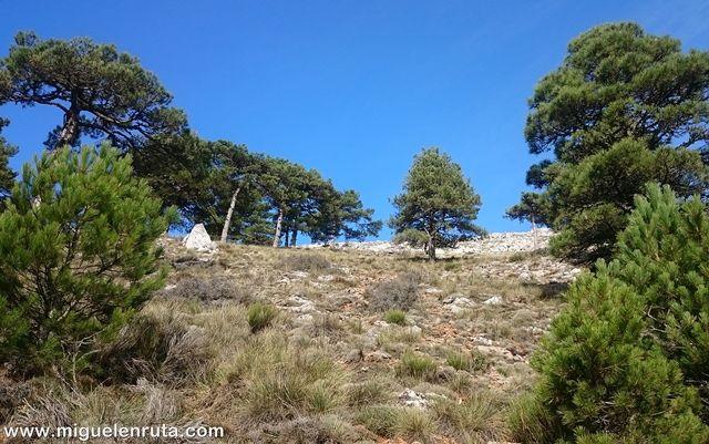 Subida-cresta-Almenara