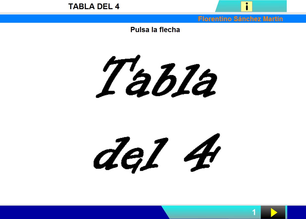 http://cplosangeles.juntaextremadura.net/web/edilim/curso_2/matematicas/tablas/tabla4/tabla4.html
