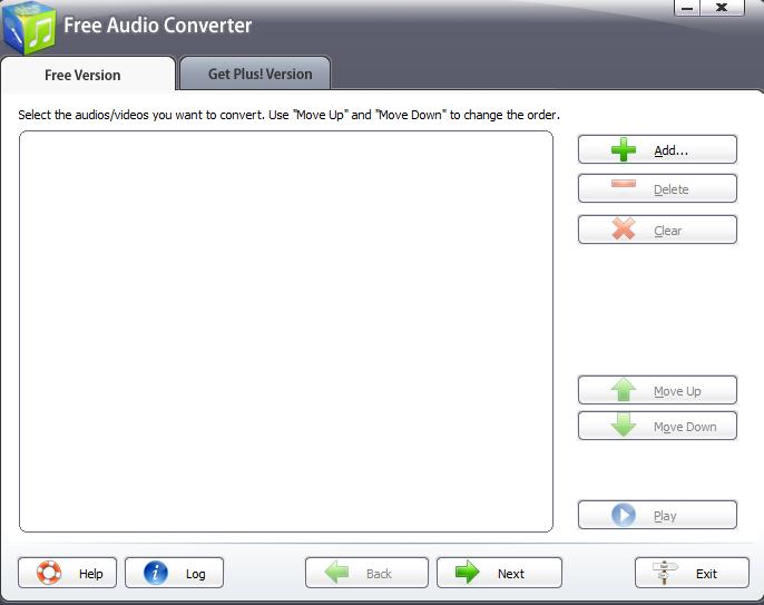 Free video to audio converter 2017 3 3 7