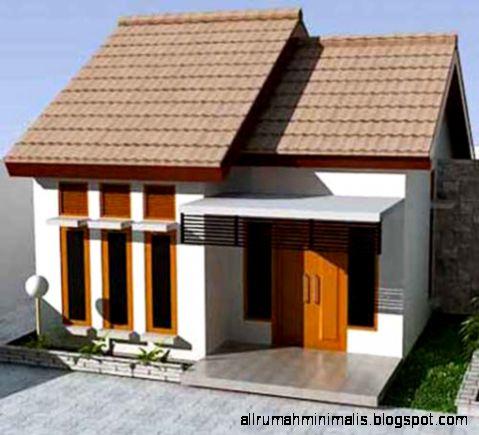 bentuk desain rumah minimalis sederhana 1 lantai  Cara Mendesain