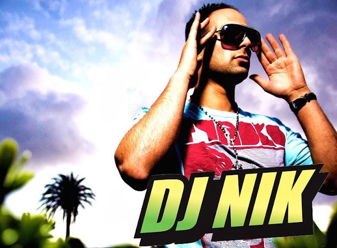 DJ NIK | deejaynik.com