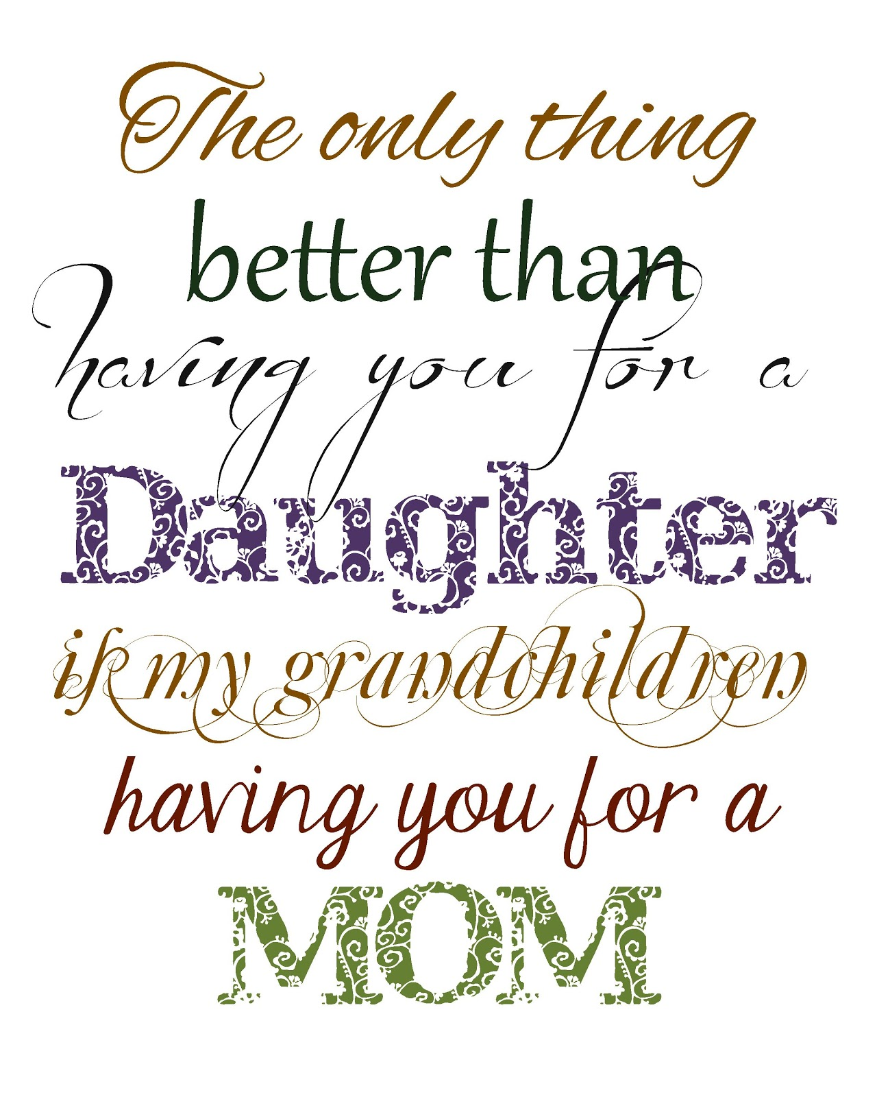 Quotes About Moms And Daughters Christmas Quotes For Moms  The Best Collection Of Quotes