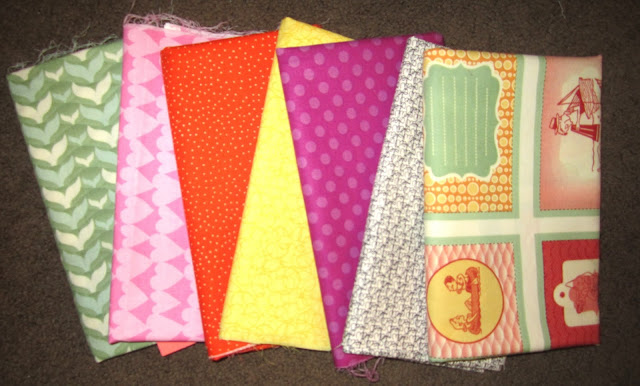 Vacation Fabric Haul