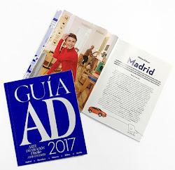 Encuentranos en la GUIA AD 2017