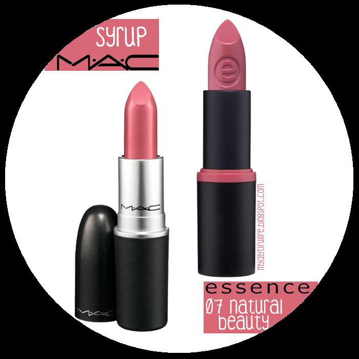 myDIYtifuLife: Essence & Wet'n'Wild Dupes of Mac Lipsticks ...