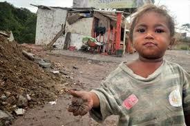 La Pobreza, reducción con cifras amañadas