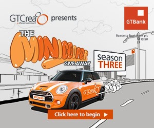 GTB BANK ADVERT