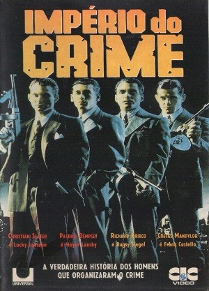 Império do Crime - Legendado Torrent Download DVDRip