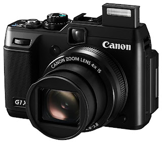 CANON POWERSHOT G1X SPECIFICATIONS