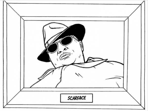 Rata Putak: Gangsta Rap Coloring Book