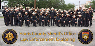 The Harris County Sheriff's Office has the largest Explorer post in Texas.