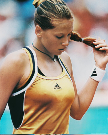tennis anna kournikova profile and pics