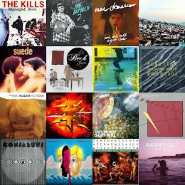 Albums de la semana