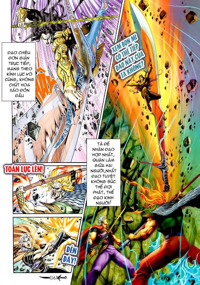 Thần Binh Huyền Kỳ I chap 145 - Trang 14