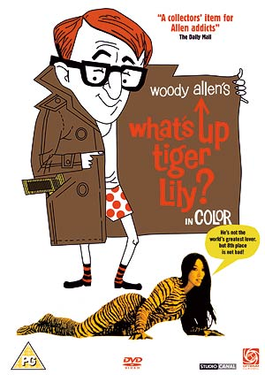 whats up tiger lilly