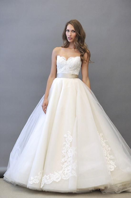 Wedding Dresses By Carolina Herrera