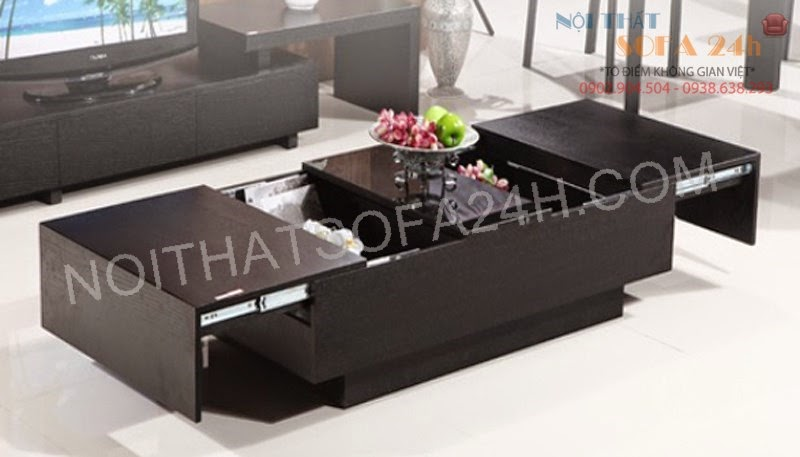 Bàn sofa gỗ BS105