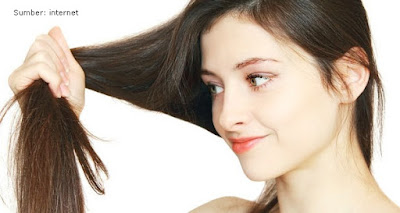 3 Langkah Untuk Rambut Kuat
