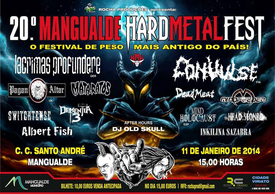 Hard Metal Fest Mangualde