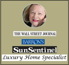MARILYN JACOBS IS RECOGNIZED BY THE MEDIA AS A LUXURY SPECIALIST