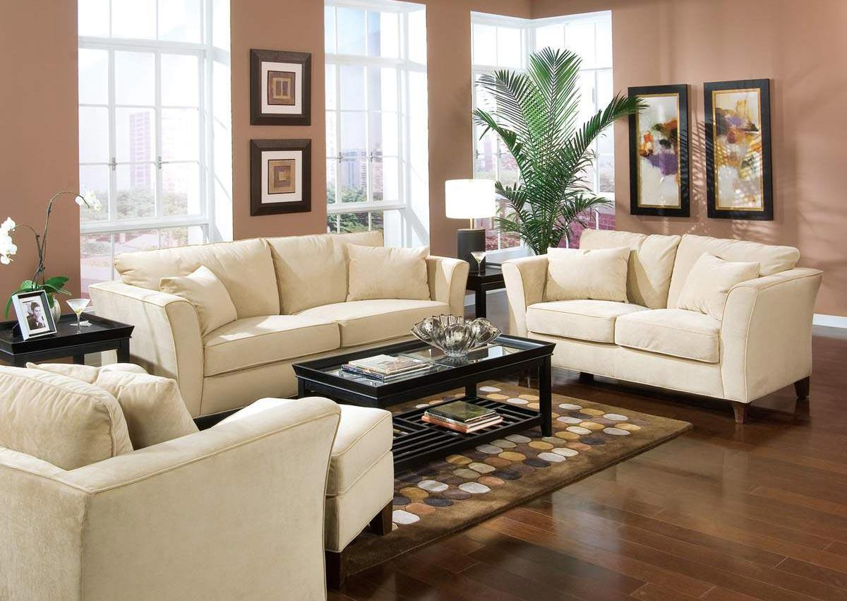 model penataan ruang tamu sederhana dan indah