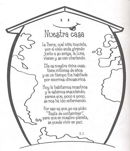 Maestra Asunción: IMÁGENES PARA COLOREAR SOBRE EL CUIDADO DEL ...