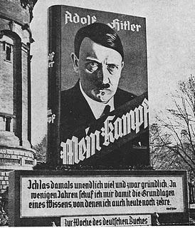 Anuncio Mein Kampf