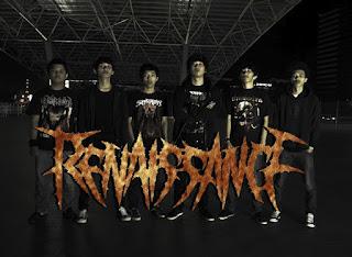 Renaissance band Death Metal Metalcore Deathcore Makassar Sulawesi Selatan Indonesia Foto Logo Artwork Wallpaper