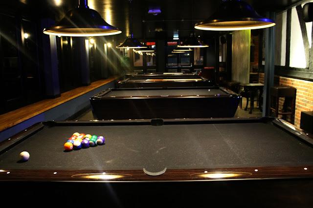 cool pool halls