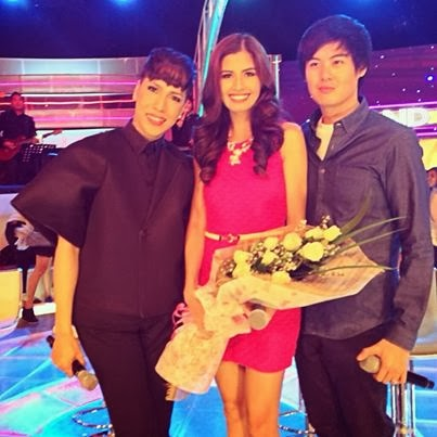 Shamcey Supsup and Lloyd Lee Guesting on GGV (February 16)