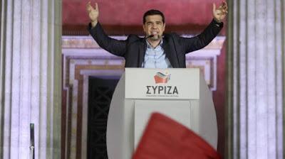 buongiornolink - Tsipras trionfa mandato di quattro anni, lottiamo per un altro domani
