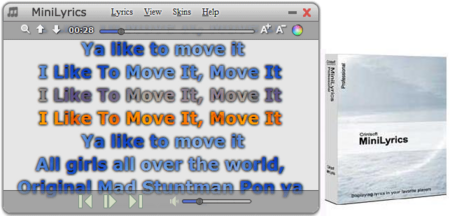 MiniLyrics 7.6.39 Multilanguage