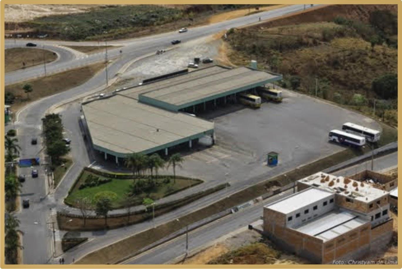 Terminal Rodoviário de Nova Serrana