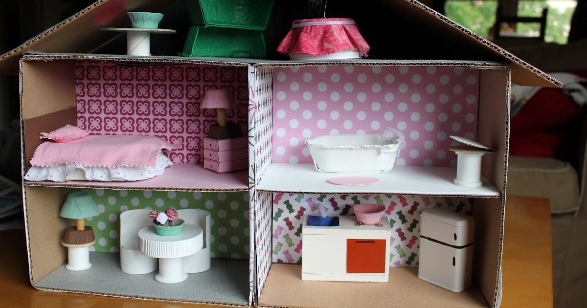 Little Home Big Ideas Cardboard House 2