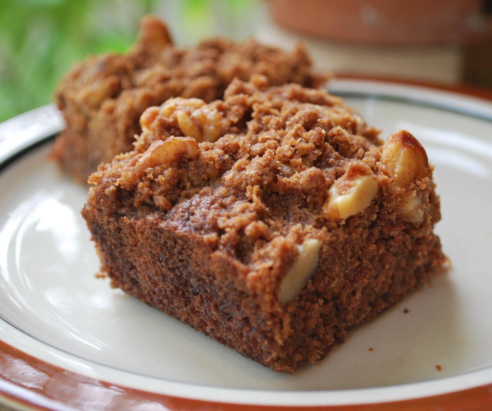 Healthy breakfast coffee cake recipes