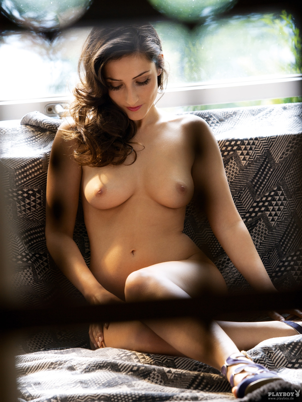 model romanian naked glamour