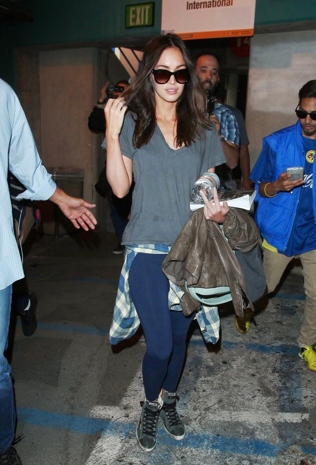 Megan Fox sunglasses