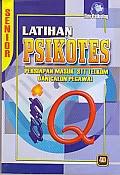 toko buku rahma: buku LATIHAN PSIKOTES, pengarang tim psikolog, penerbit pustaka setia