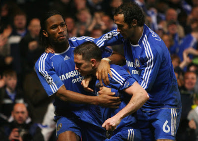 Chelsea's leaders of yesteryear