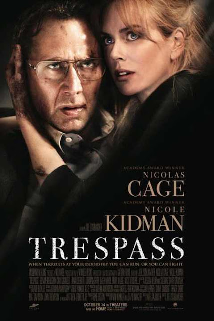 trespass movie poster Mary Louise Parker in The 66th Annual Golden Globe Awards